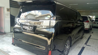 2015 Toyota Vellfire ZG premium sound - Barang Istimewa Menerima Cicilan (s-7)