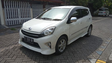 2014 Toyota Agya 1.0 TRD S Matic - FULL ORISINIL NO PR Tinggal Pakai
