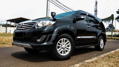 2013 Toyota Fortuner G VNT Turbo - Mobil Pilihan (s-0)