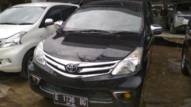 2012 Toyota Avanza G - Sangat Istimewa Seperti Baru