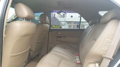 2013 Toyota Fortuner 2.7 V 4x4 Bensin AT Fullspec - Favorit Dan Istimewa (s-9)