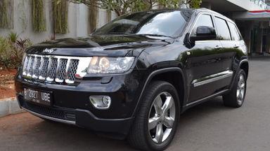 2012 Jeep Grand Cherokee 5.7 overland AT - bekas berkualitas