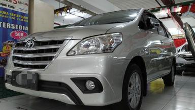 2014 Toyota Kijang Innova G - Istimewa Siap Pakai (s-0)