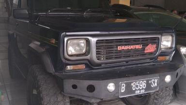 1994 Daihatsu Taft GTS 4X4 - Terawat Siap Pakai