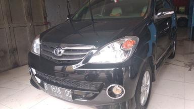 2008 Toyota Avanza S - mulus terawat, kondisi OK, Tangguh