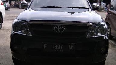 2005 Toyota Fortuner G Luxury - Antik Mulus Terawat (s-7)