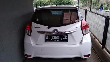 2015 Toyota Yaris G - Nego Halus (s-2)