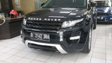 2011 Land Rover Range Rover Evoque 2.0 AT - Kondisi Istimewa Terawat