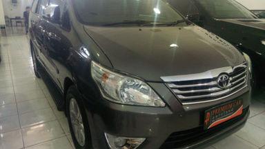 2013 Toyota Kijang Innova G - Murah Jual Cepat Proses Cepat (s-1)