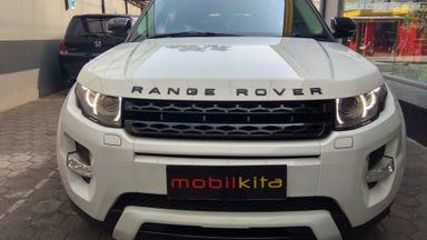 2012 Land Rover Range Rover Evoque 2.0 - mulus terawat, kondisi OK