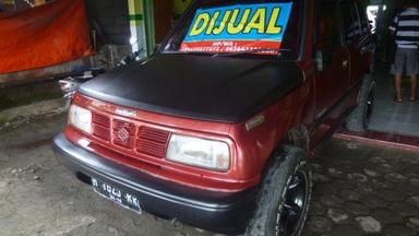 1993 Suzuki Vitara JLX - 4X4 DOUBLE GARDAN
