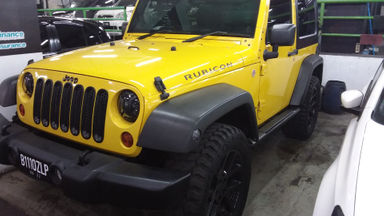 2013 Jeep Wrangler Rubicon - Terawat - Siap Pakai