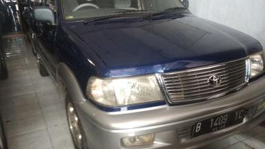 2001 Toyota Kijang Krista - Kondisi Ok & Terawat