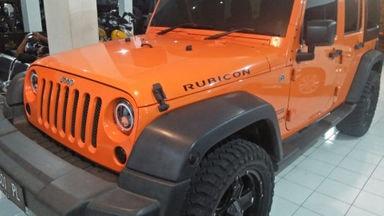 2013 Jeep Wrangler Unlimited Jk Sport - Rubicon Jk Sport 2013
