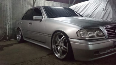 1996 Mercedes Benz C-Class C200 - Mulus terawat  Good Condition