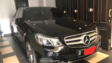 2015 Mercedes Benz E-Class E250 AVG - Bekas Berkualitas
