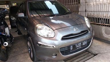 2013 Nissan March 1.2 MT - mulus terawat, kondisi OK, Tangguh (s-1)