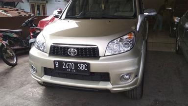 2012 Toyota Rush S - Mulus Langsung Pakai