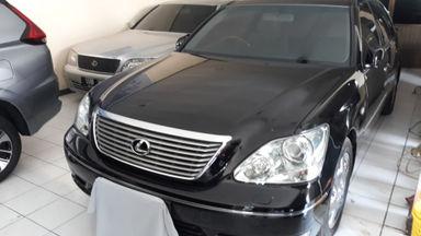 2005 Lexus LS 430 - Nyaman Terawat
