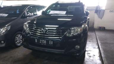 2012 Toyota Fortuner G - Favorit Dan Istimewa (s-0)