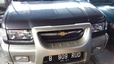 2003 Isuzu Trooper by Chevrolet MT - Siap Pakai Dan Mulus