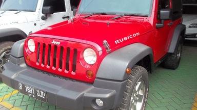 2016 Jeep Wrangler Unlimited Rubicon SWB - Full Orisinal Seperti Baru