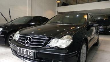 2007 Mercedes Benz C-Class C230 Elegance - Mulus Banget