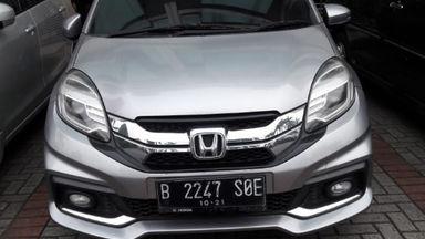 2016 Honda Mobilio Rs - Murah Berkualitas