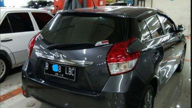 2014 Toyota Yaris G - Barang Istimewa Dan Harga Menarik (s-2)