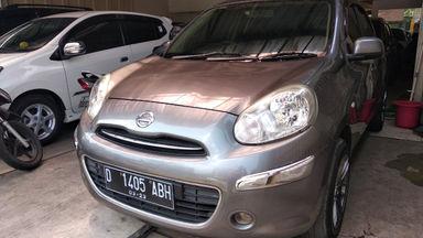 2013 Nissan March 1.2 MT - mulus terawat, kondisi OK, Tangguh (s-0)