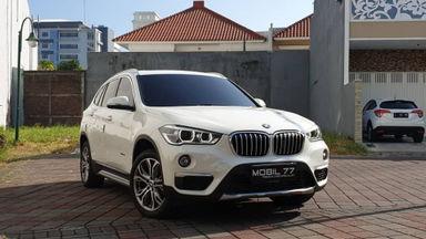 2017 BMW X1 F48 1.5 - Barang Istimewa Dan Harga Menarik