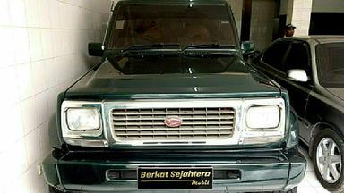 1996 Daihatsu Taft GT independen - Kredit Tersedia