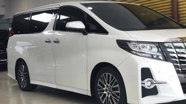 2015 Toyota Alphard SC Audioless - Matic Good Condition (s-0)
