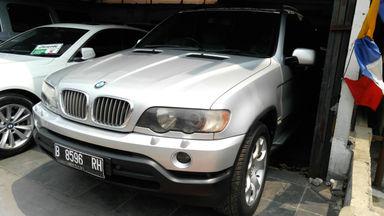 2001 BMW X5 3.0 - Barang Cakep