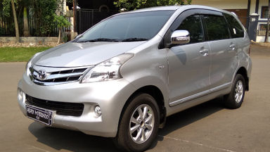 2012 Toyota Avanza G - Istimewa (s-0)
