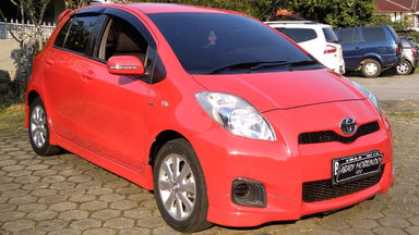 2013 Toyota Yaris E - Warna Favorit, Harga Terjangkau (s-2)