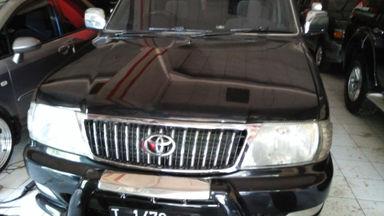 2003 Toyota Kijang LGX 1.8 - Terawat, Harga Istimewa Dan Siap Pakai (s-1)
