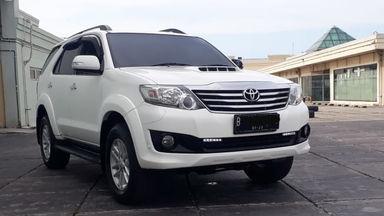 2013 Toyota Fortuner G VNT Diesel AT - Bekas Berkualitas Unit Bagus Bukan Bekas Tabrak