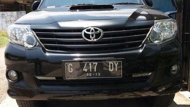 2014 Toyota Fortuner G - bekas berkualitas (s-0)