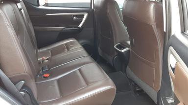 2016 Toyota Fortuner All New VR-Z 2.5 AT - Kondisi mulus tinggal pakai (s-8)