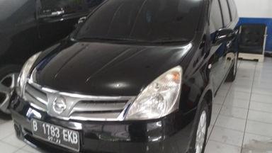 2012 Nissan Grand Livina XV - Proses Cepat Dan Mudah