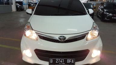2015 Toyota Avanza Veloz - TDP RINGAN (s-1)