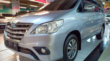 2014 Toyota Kijang Innova 2.0 G Manual - Mulus Terawat (s-0)