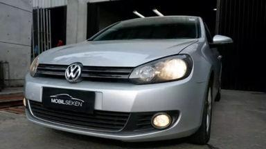 2011 Volkswagen Golf 1.4 TSI Turbo - Istimewa Langsung Tancap Gas