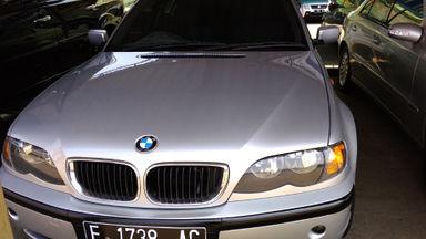 2002 BMW 3 Series 318i AT - Mulus Pemakaian Pribadi