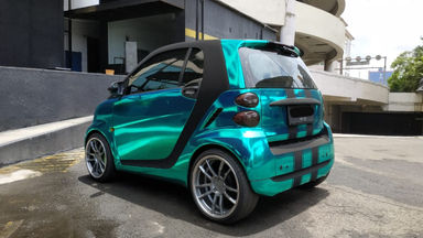 2011 Smart For Two MHD Coupe Panoramic - Tdp Ringan (s-7)