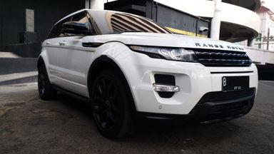 2012 Land Rover Range Rover Evoque Luxury - Proses Cepat Dan Mudah
