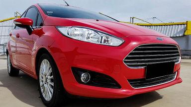 2014 Ford Fiesta S - Mobil Pilihan