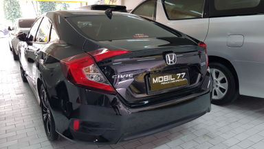 2017 Honda Civic E - Turbo (s-4)