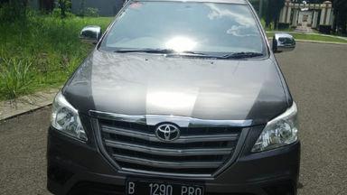 2014 Toyota Kijang Innova E - Nego Halus Siap Pakai